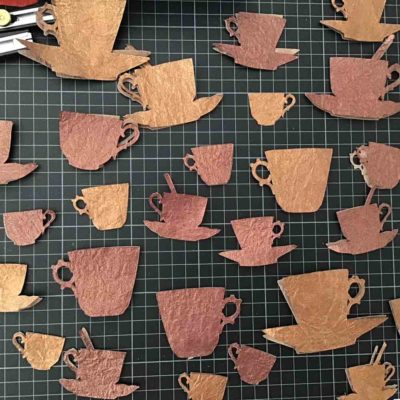 Papierwandler-Workshops